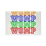 WompWompWomp Rectangle Magnet