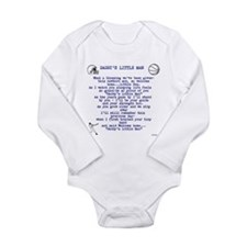 DADDY'S LITTLE MAN/ Infantwear
