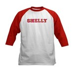 Shelly Kids Baseball Jersey