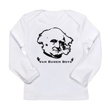 Van Buren Boys Long Sleeve Infant T-Shirt