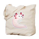 Axolotl Tote Bag