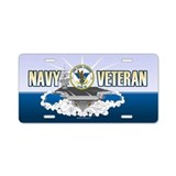 CVN-70 USS Carl Vinson Aluminum License Plate
