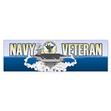 CVN-70 USS Carl Vinson Car Sticker