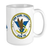 CVN-70 USS Carl Vinson Mug