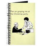 Christmas Party Groping Journal