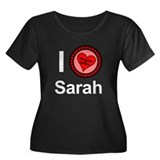 I Love Sarah Brothers &amp; Sisters T