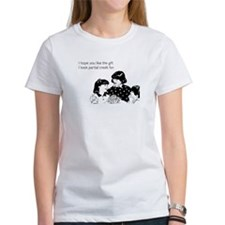 Partial Credit Gift Women's T-Shirt