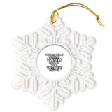 We Are The 99% Ornament (Oval)