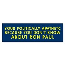 Ron Paul Bumper Sticker (10 pk)