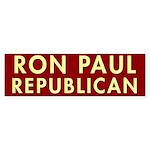 Ron Paul Bumper Sticker (50 pk)