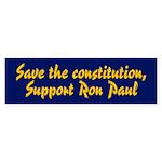 Ron Paul Bumper Sticker (10 pk)