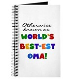 Otherwise Known Best Oma Journal
