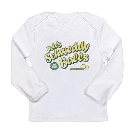 Schweddy Balls SNL Long Sleeve Infant T-Shirt