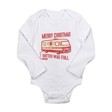 Merry Christmas, Shitter Was Baby Suit