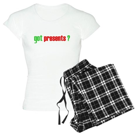 Got Presents? Women's Light Pajamas