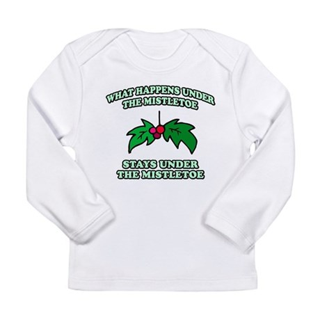 What Happens Under the Mistl Long Sleeve Infant T-