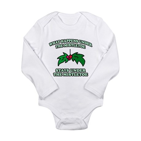 What Happens Under the Mistl Long Sleeve Infant Bo