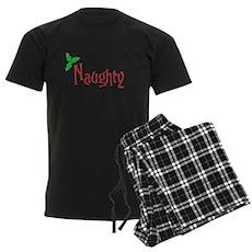 Naughty Mens Dark Pajamas