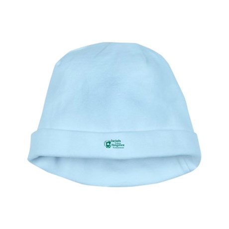 Irish Today Hungover Tomorrow baby hat