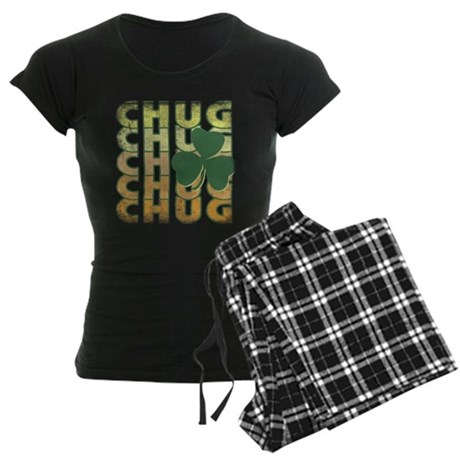 Irish Chug Womens Dark Pajamas