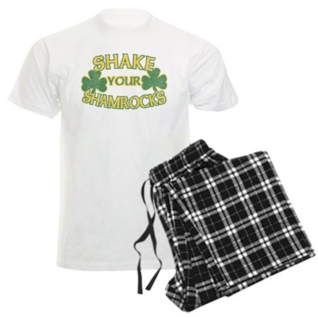 Shake Your Shamrocks Mens Light Pajamas
