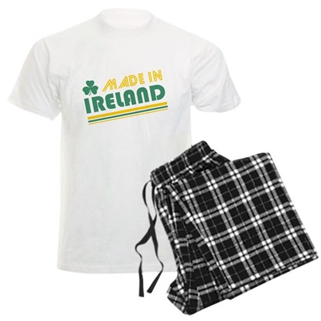 Made In Ireland Mens Light Pajamas