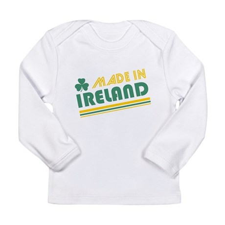 Made In Ireland Long Sleeve Infant T-Shirt