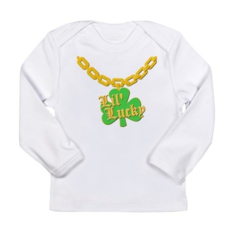 Lil' Lucky Long Sleeve Infant T-Shirt