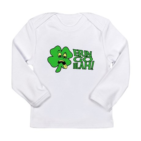 Erin Go Blah! Long Sleeve Infant T-Shirt