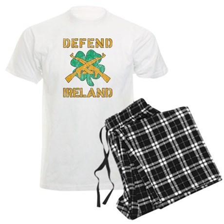 Defend Ireland Mens Light Pajamas