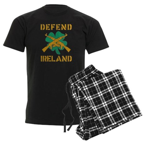 Defend Ireland Mens Dark Pajamas