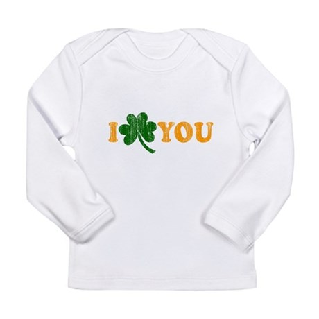 I Shamrock You Long Sleeve Infant T-Shirt