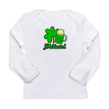 Sláinte! Long Sleeve Infant T-Shirt