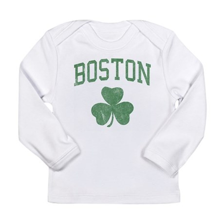 Boston Irish Long Sleeve Infant T-Shirt