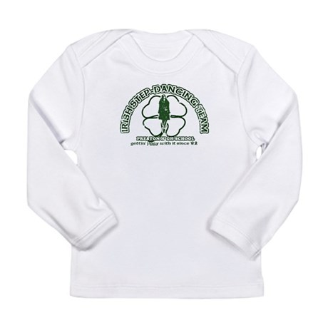 P.H.S. Irish Step-Dancing Tea Long Sleeve Infant T