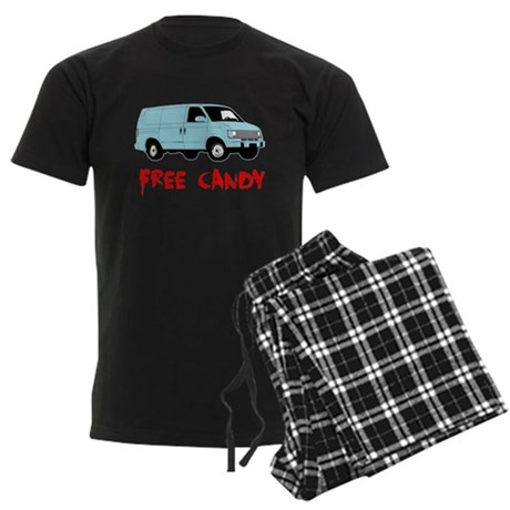Free Candy Mens Dark Pajamas