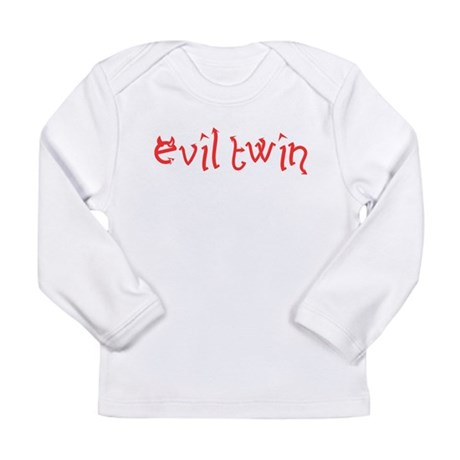 Evil Twin Long Sleeve Infant T-Shirt