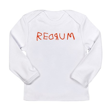 Redrum Long Sleeve Infant T-Shirt