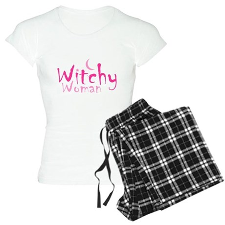 Witchy Woman Womens Light Pajamas