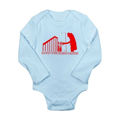 Nosferatu Long Sleeve Infant Bodysuit