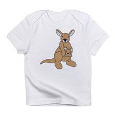 Cute Kangaroo Infant T-Shirt