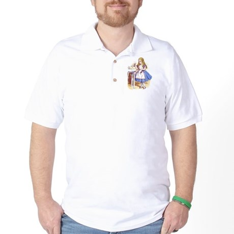 Alice in Wonderland Golf Shirt