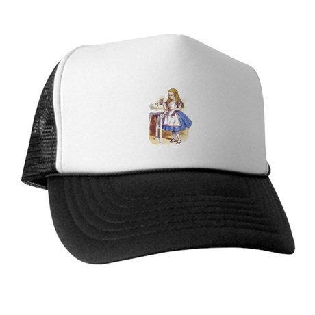 Alice in Wonderland Trucker Hat