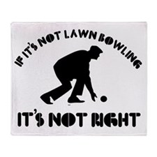 If it's not lawn bowling it's not right Stadium B
