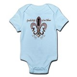 Oilfield Wife Infant Bodysuit