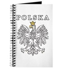 Polska With Polish Eagle Journal
