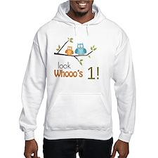 Custom Owl Birthday Hoodie