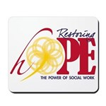 2012 Restoring Hope Mousepad