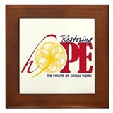 2012 Restoring Hope Framed Tile
