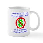 Walking Wallet Mug